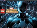 LEGO Marvel Superheroes: DLC SUPER PACK - SYMBIOTE SPIDERMAN Gameplay