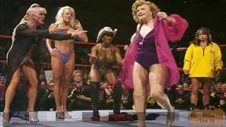 Top 10 Most Shocking Moments Of Nudity In WWE