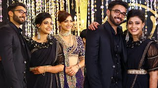 Parvathy Nambiar Wedding Reception Video Full | Celebrities at Parvathy Nambiar & Vinit Reception