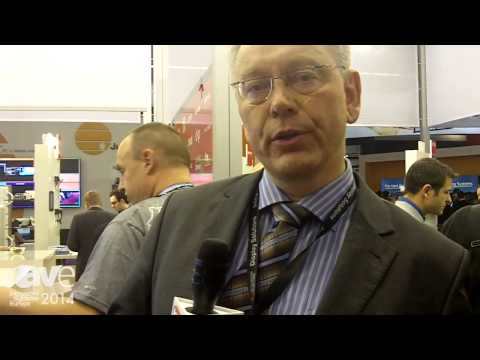 ISE 2014: Pixel2Media Founder Explains the New P.CORDER Compact Unit on the COMM-Tec Stand
