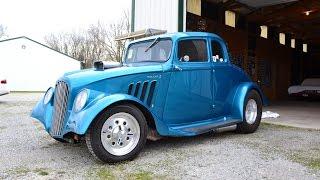 1933 Willys Model 77 Pro Street Coupe | 383 Big Block Mopar
