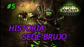 World of Warcraft Legión. Brujo artefacto Destrucción #5