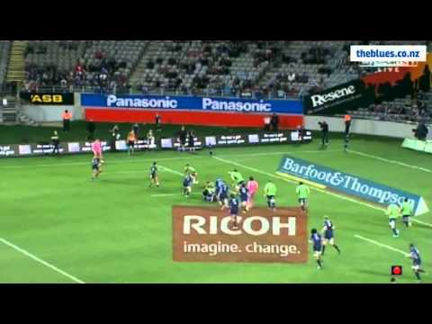 Blues v Highlanders highlights Rd. 8 | Super Rugby Video Highlights 2013