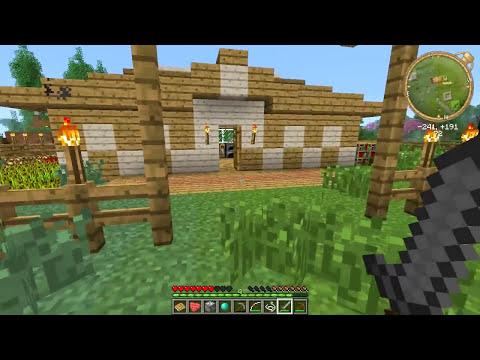 O Recomeço!!! - Sobrevivência Fenonástica 2: Minecraft #1