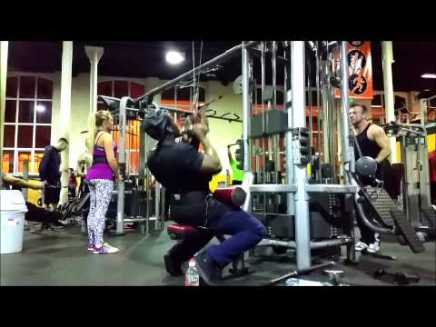HodgeTwins Chest & Back 29 Aug 2014 [GHODS Review]