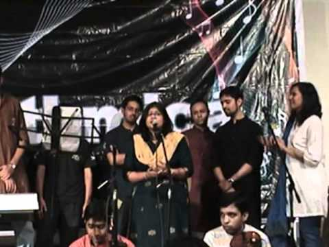 Baje Sargam - Rhythmica Aug 2011  Iisc Bangalore video