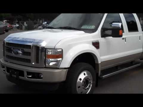 2009 Ford F450 King Ranch