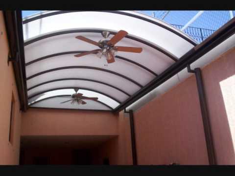 Domos copernico arcos corredizos youtube for Modelos de yeso para techos