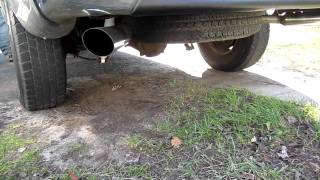 99 GMC Sierra 1500 exhaust