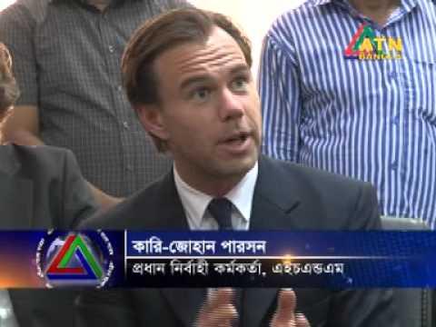 Morshed Alam H&M CEO Tour to Bangladesh