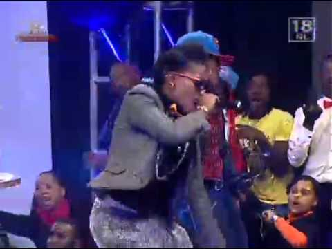 Toya Delazy-pump It On Big Brother Africa Stargame video