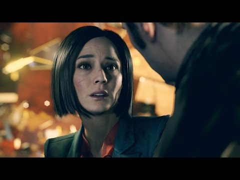 Quantum Break E3 Trailer