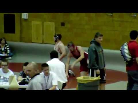 Viewmont Wrestling Tournament 2010 | Bountiful High School vs Delta High School
