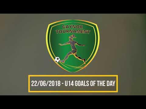 2018 Gaynor Tournament U14 Goals - Day 2