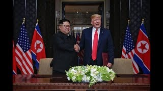 Trump-Kim summit: Donald Trump holds press conference