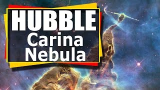 Hubble Telescope Images: Incredible view of the Carina Nebula & Beyond