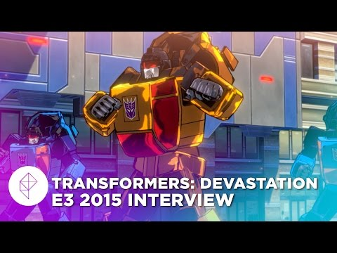 PlatinumGames Talks Transformers: Devastation (Interview)