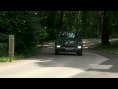Mercedes ML 250 BlueTEC 4MATIC - Weekend Magazin Autotest