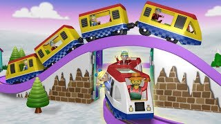 Thomas The Train - Kids Videos for Kids - Trains for Kids - Toy Factory