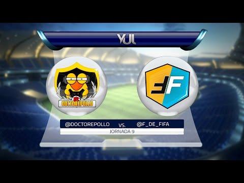 FIFA 15 | YUL | 9ª JORNADA FDEFIFA VS POLLO | PISCINAZO!!!