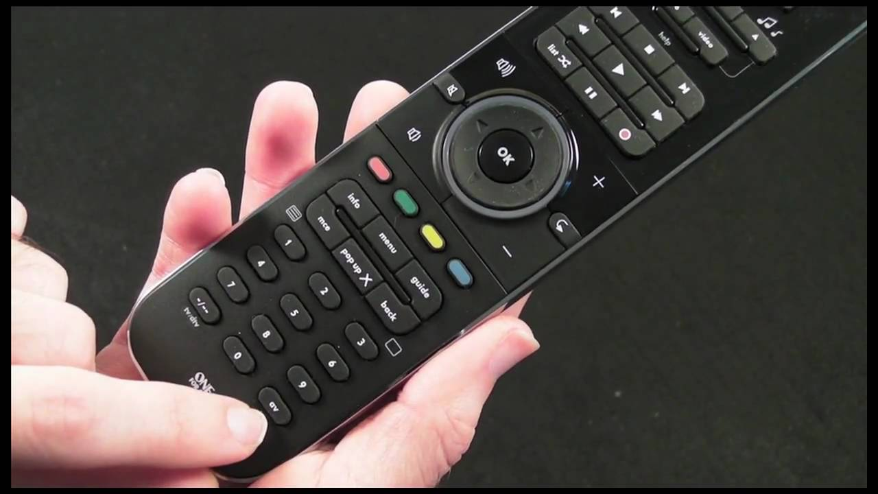 One For All Smartcontrol Remote Control Review Youtube