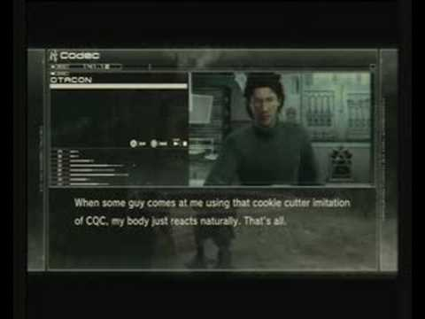 Metal Gear Solid 4 Easter Eggs Part 1 video