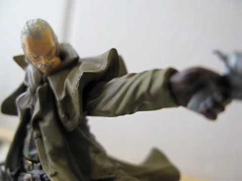 MGS2 Metal Gear Solid 2 Sons of Liberty blind box figures