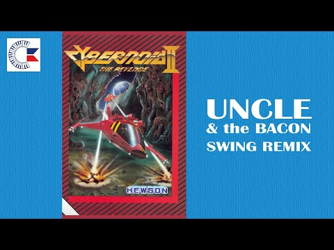 Commodore 64 remix | Cybernoid 2, by Uncle & the Bacon