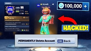 Someone *HACKED* My Fortnite Account!