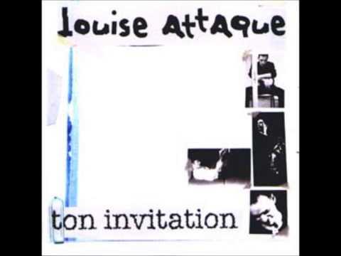 Louise Attaque - Etude De La Structure Etrange (Que Tu As Quand Tu
