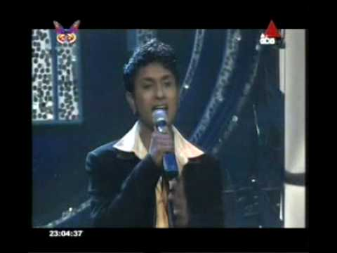 Surendra Perera-madu Saden Sirasa Superstar Season2 20-10-07 video