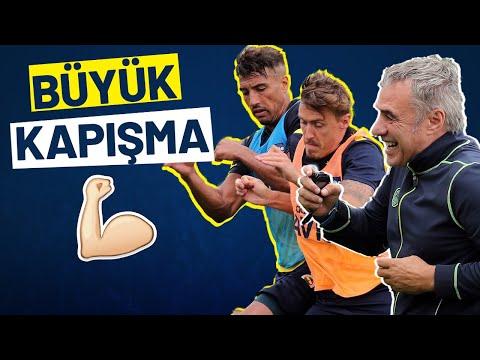 Samandıra'da Büyük Kapışma 💪 (Ersun Yanal, Emre Belözoğlu, Max Kruse, Vedat Muriqi, Deniz Türüç)