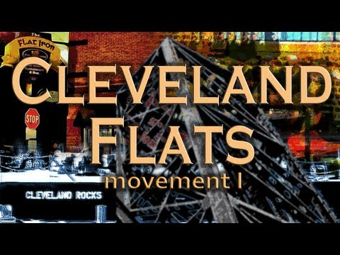 Cleveland Flats Symphony with Video Backdrop (Movement I)