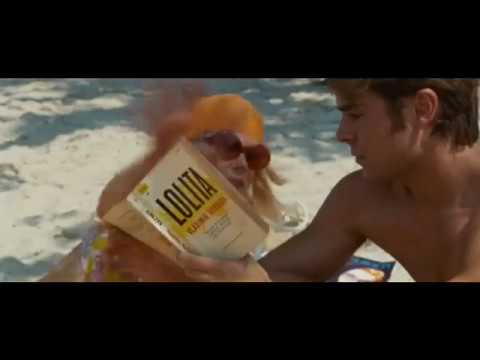 The jellyfish scene - Nicole Kidman and Zac Efron
