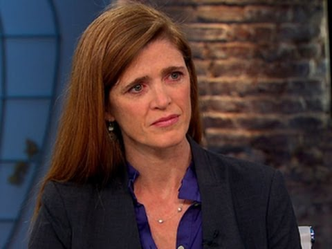Ambassador Samantha Power on Iran, sanctions: