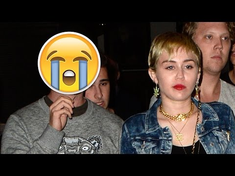 Patrick Schwarzenegger Heartboken Over Miley Cyrus's Pain