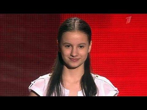 Виктория Оганисян Ария Дивы Плавалагуны  - СП - Голос.Дети - Сезон1