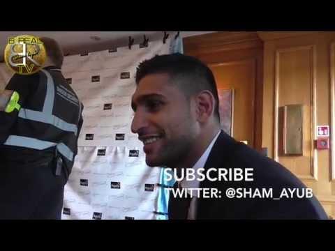 Amir Khan Evening (ii): Ramadan, Faryal Makhdoom & Daughter video
