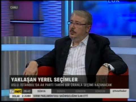 Tvnet Müzakere-Ali Değermenci-11.03.2014-İbrahim Uslu-Prof. Dr. Mustafa Aydım