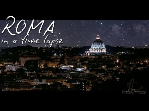 La grande bellezza - Roma in a time lapse