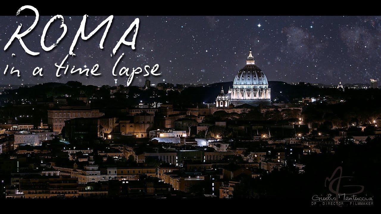 La grande bellezza roma in a time lapse youtube - La finestra di fronte roma ...