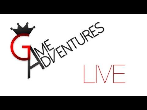 Неожиданный LIVE от Game Adventures