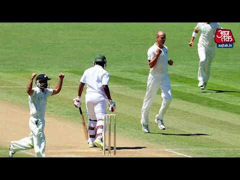 141 साल के टेस्ट इतिहास में चौथी बार एक दिन में दो बार आउट हुई पूरी टीम