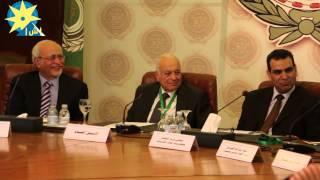 بالفيديو: جامعة الدول العربية تسضيف مؤتمر الإتحاد العالمي للشعراء