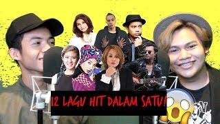 SING OFF! - Crush ( Yuna Ft. Usher ) Malay Songs version
