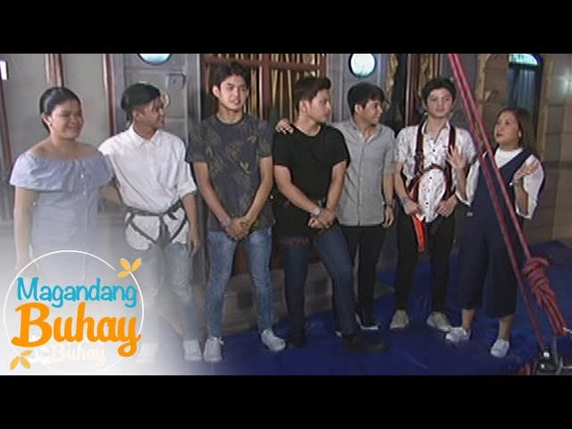 Magandang Buha: Gimme 5 shares their unforgettable experience