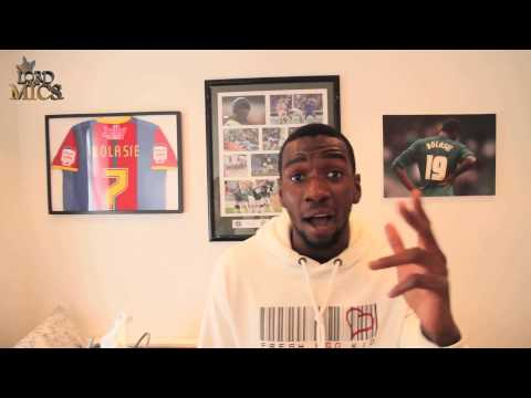 Yannick Bolasie Hype Session Lord Of The Mics 6 Sending For Brad Wright Phillips | Ukg, Grime, Rap