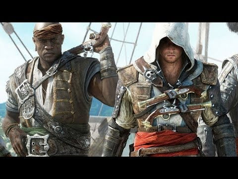 Assassin's Creed 4 Black Flag Detailed Analysis - E3 Gameplay Demo