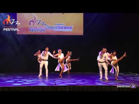 Infinity Dance Company - 2016 Sydney Latin Festival