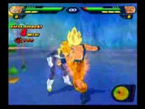 Dragon Ball Z Budokai Tenkaichi Comparisons